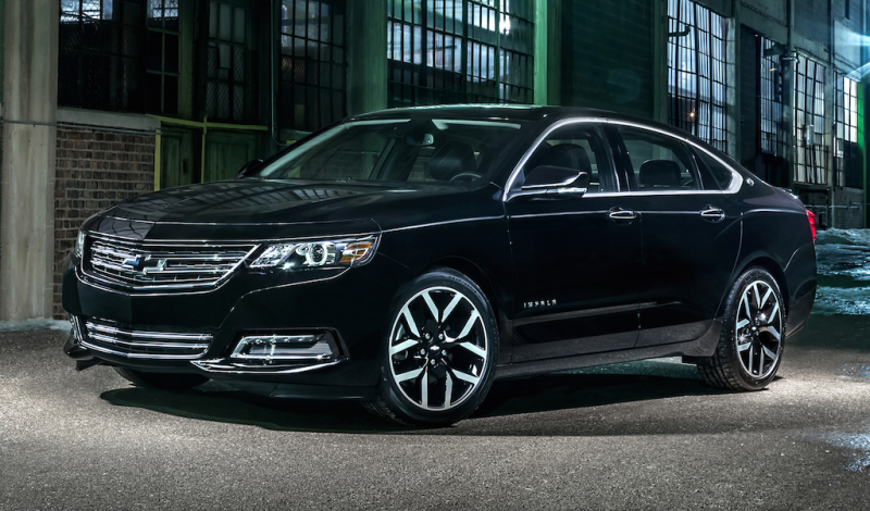 2016 Chevrolet Impala Midnight Edition - AutoNation Drive
