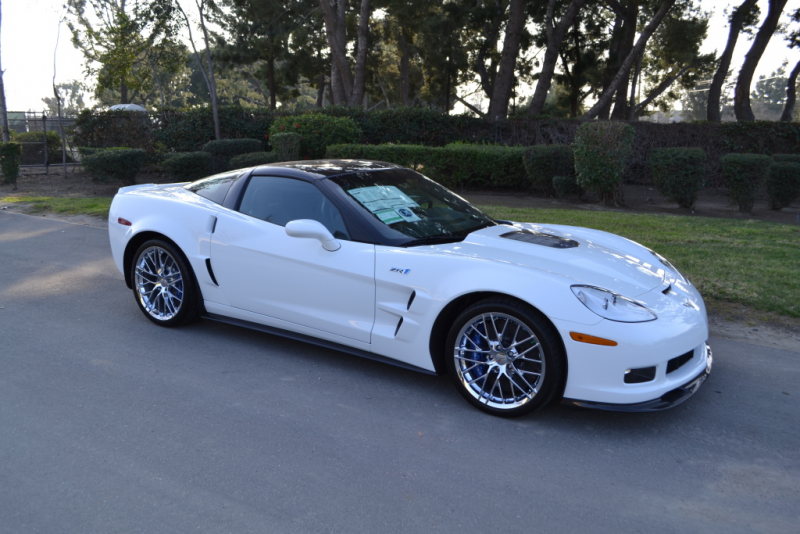 Used Corvettes for Sale | 2011 Chevrolet Corvette ZR1 Coupe