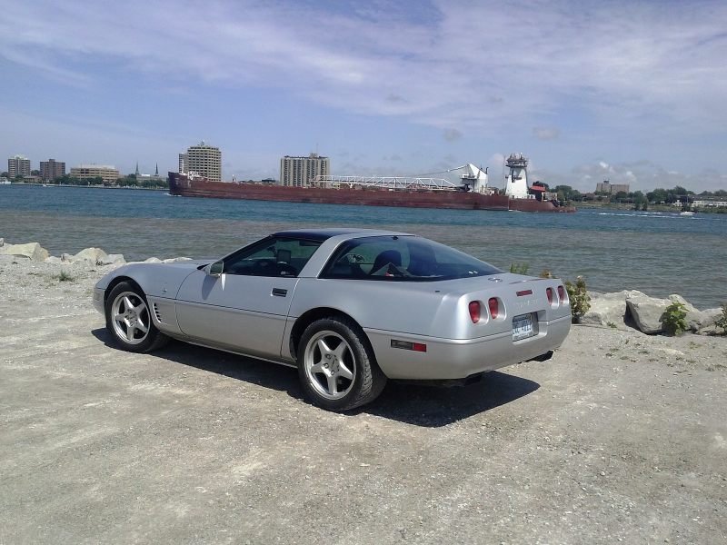 What's your take on the 1996 Chevrolet Corvette?