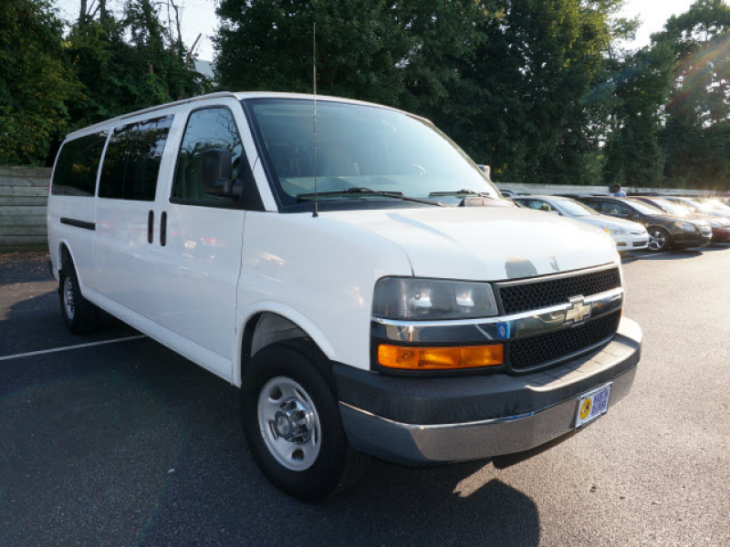 Used 2007 Chevrolet Express LS 3500 Stablitrac
