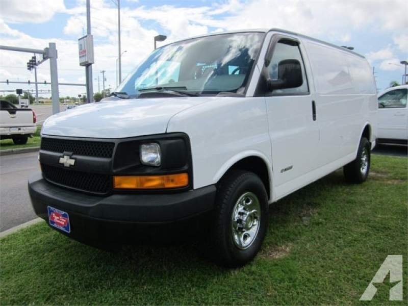 2005 Chevrolet Express 3500 Cargo for sale in Cape Coral, Florida
