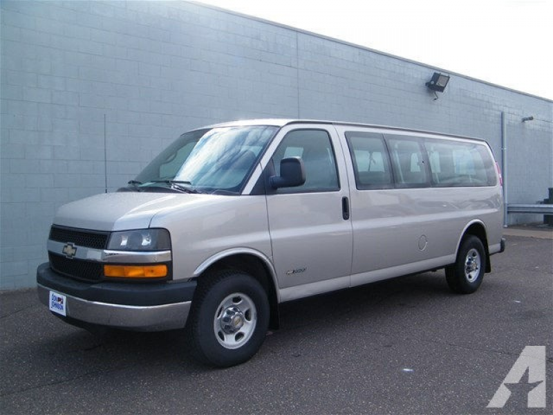 2005 Chevrolet Express 3500 for Sale in Rice Lake, Wisconsin ...