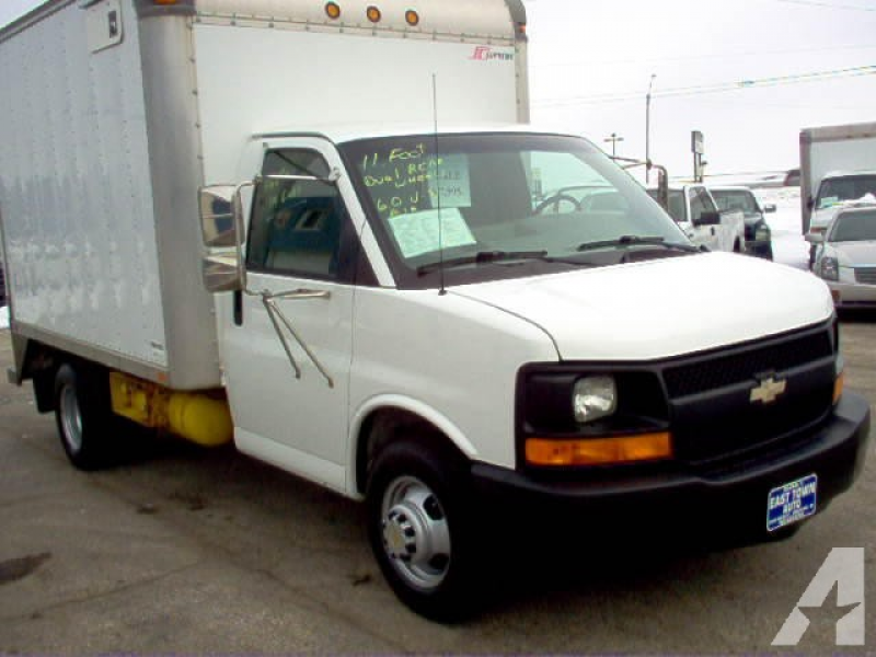 2004 Chevrolet Express 3500 Cargo for sale in Green Bay, Wisconsin