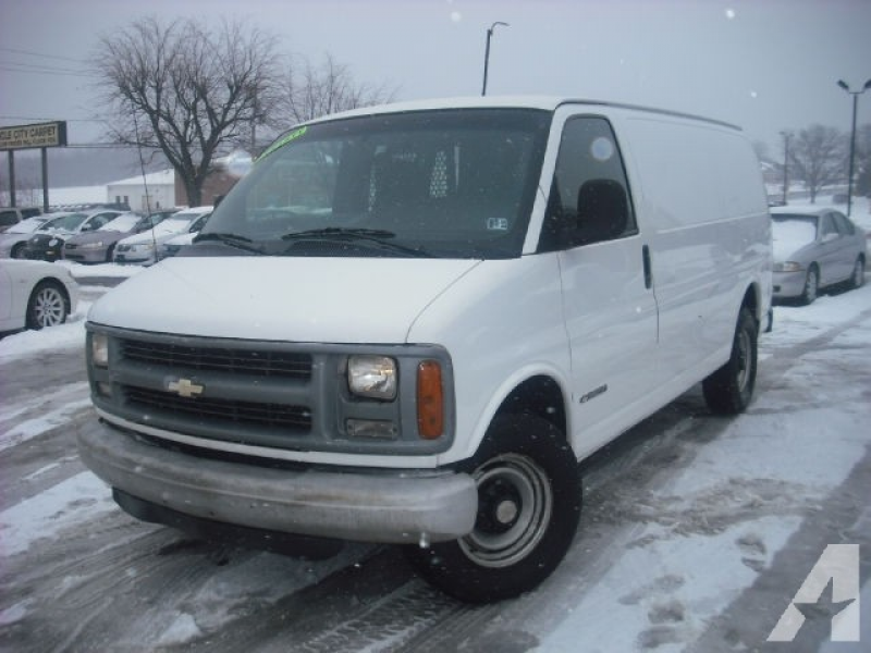 2002 Chevrolet Express 3500 Cargo for sale in Tallmadge, Ohio