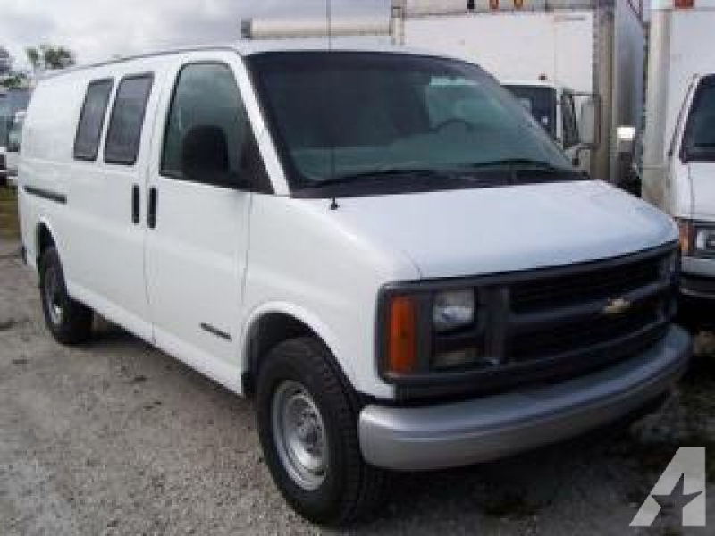 1997 Chevrolet Express 3500 Cargo for Sale in Hollywood, Florida ...