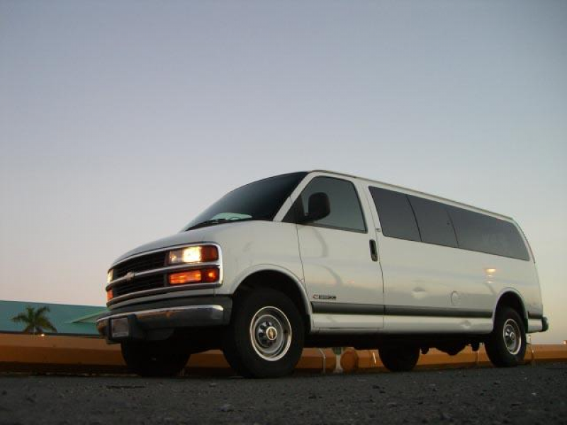 Additional information 97 Chevy Express 3500