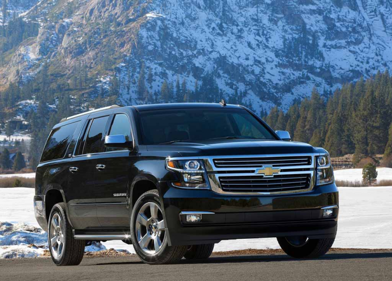 2016 Chevy Suburban Z71, Diesel and Release Date