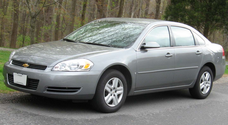 2006 Chevrolet Impala LS in Amber Bronze Metallic. Click to see large ...