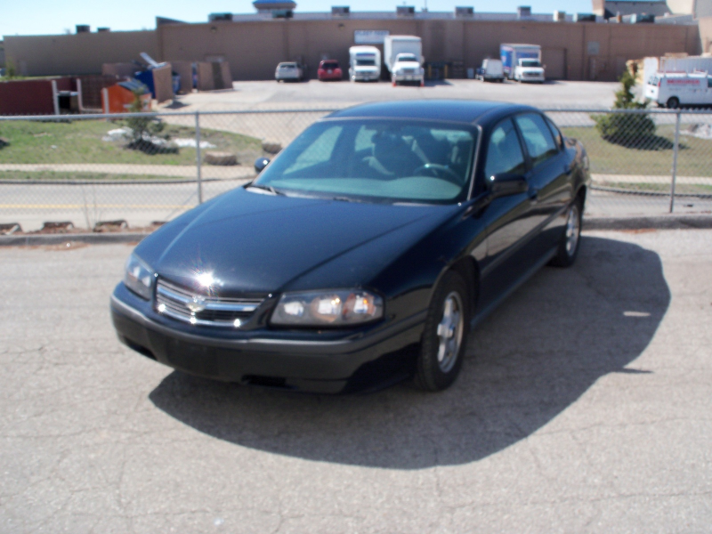 Picture of 2005 Chevrolet Impala LS, exterior
