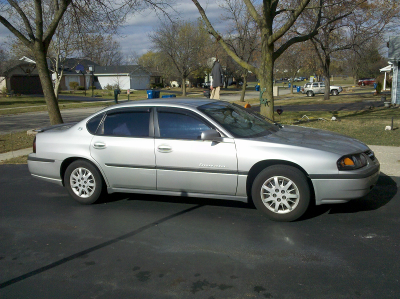Picture of 2005 Chevrolet Impala Base, exterior