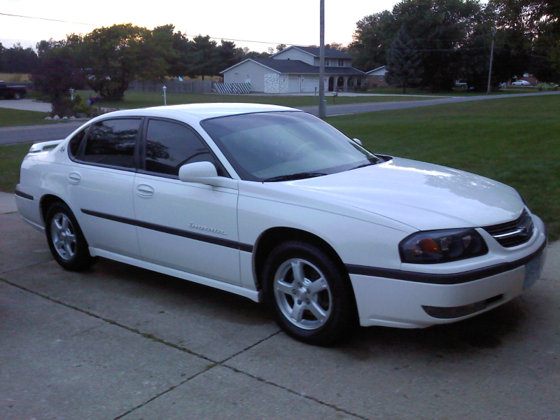 Picture of 2003 Chevrolet Impala, exterior