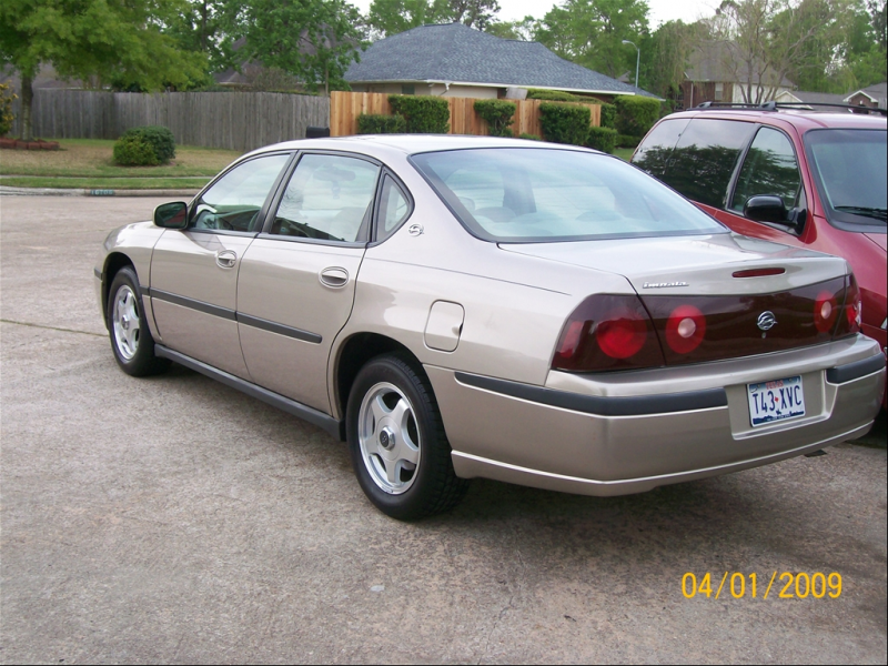 "2003 Chevrolet Impala ""My 2003 Impala.."" - houston, TX owned by Dan ..."