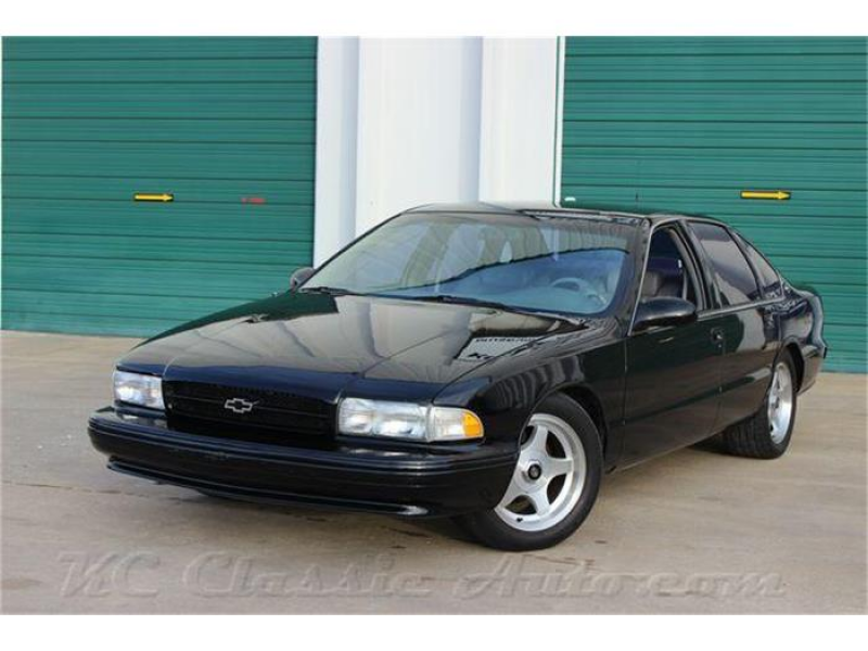 For Sale: 1995 Chevrolet Impala SS