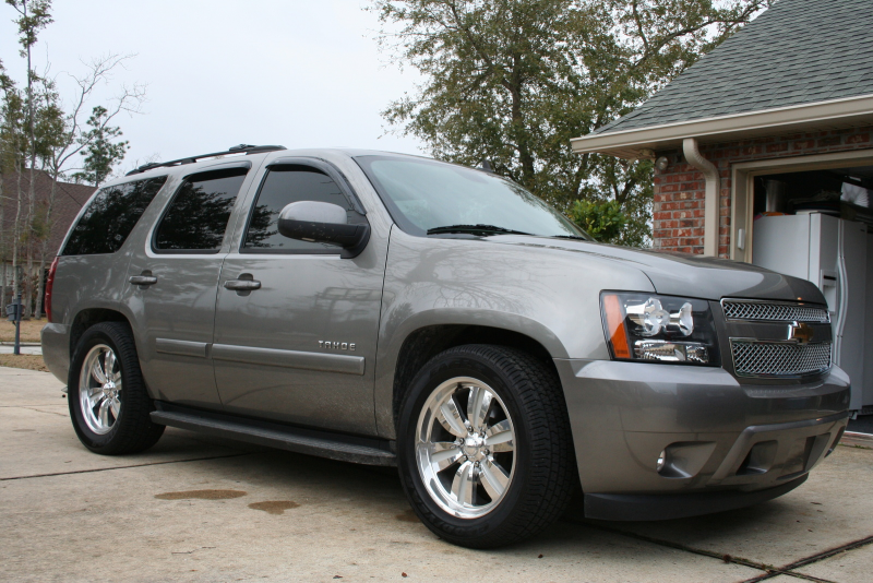 Picture of 2009 Chevrolet Tahoe LT2, exterior
