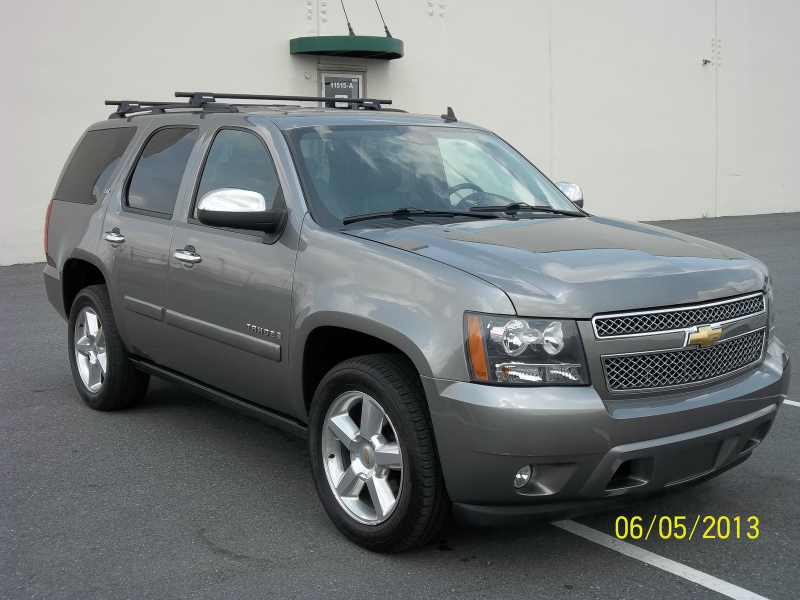 Picture of 2008 Chevrolet Tahoe LTZ, exterior