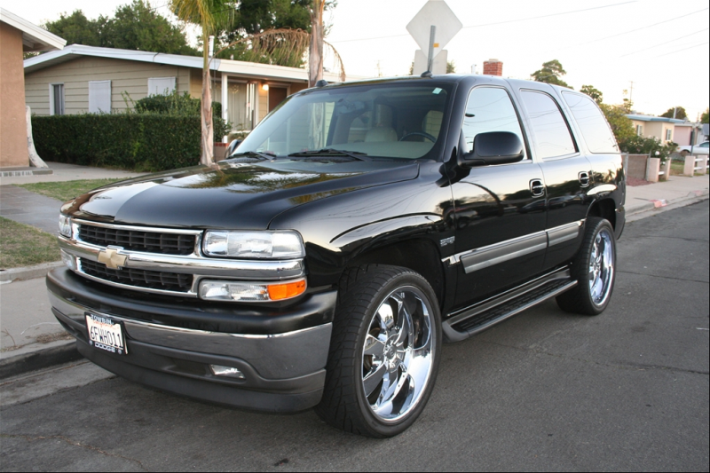 "2005 Chevrolet Tahoe ""Sneaky snake"" - San Diego, CA owned by ..."
