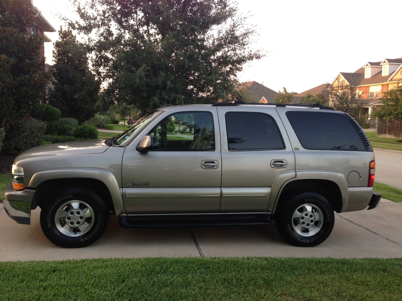 Picture of 2003 Chevrolet Tahoe LT, exterior