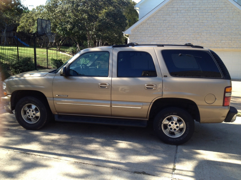 Picture of 2001 Chevrolet Tahoe LS, exterior