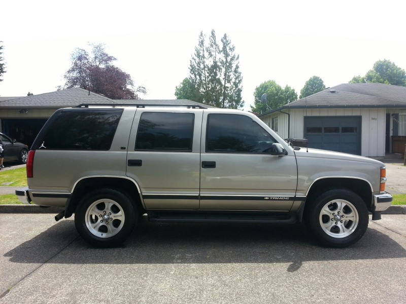 Picture of 1999 Chevrolet Tahoe 4 Dr LT 4WD SUV, exterior