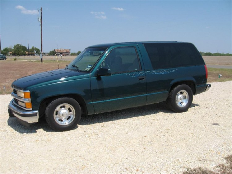 MikeysRides300's 1996 Chevrolet Tahoe