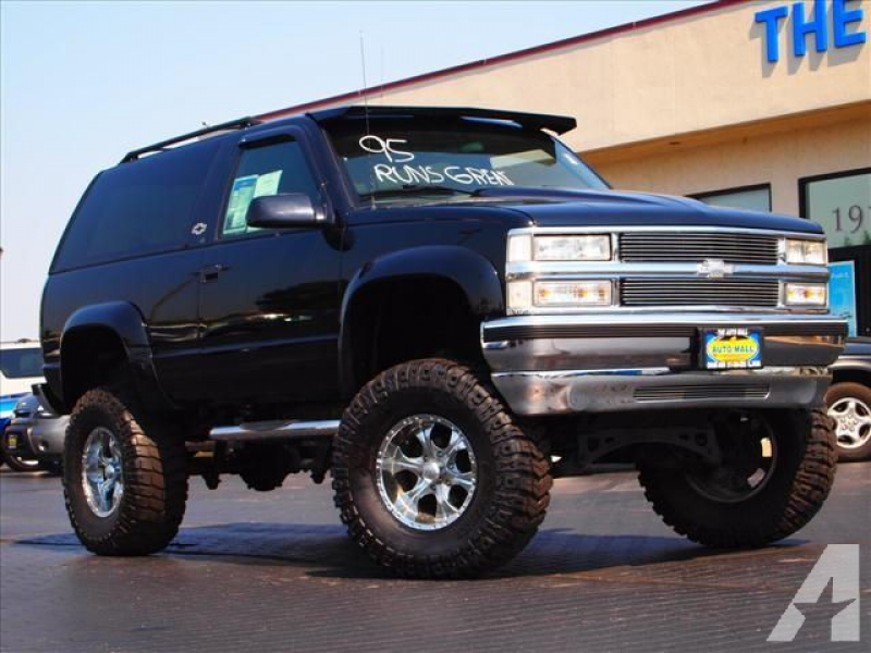1995 Chevrolet Tahoe for sale in Champaign, Illinois