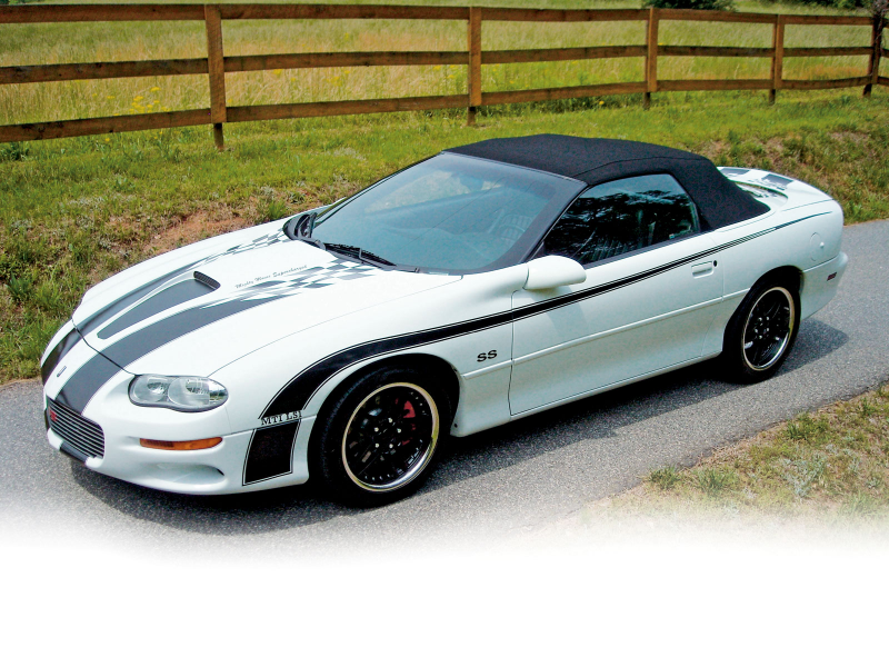 2001 Chevrolet Camaro SS - CHP Rides Photo Gallery