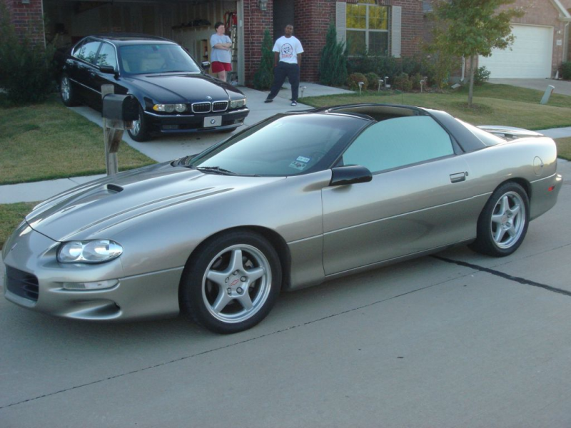 Picture of 1999 Chevrolet Camaro Z28 SS, exterior