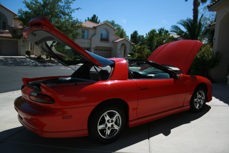Picture of 1999 Chevrolet Camaro Base, exterior