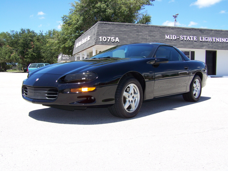 1999 Chevrolet Camaro Base, 1999 Chevrolet Camaro 2 Dr STD Hatchback ...