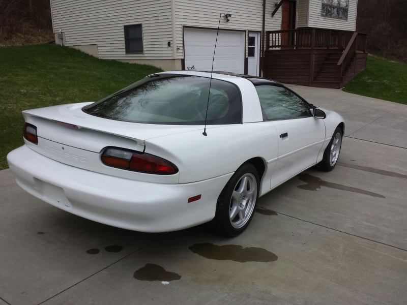 Picture of 1997 Chevrolet Camaro RS, exterior