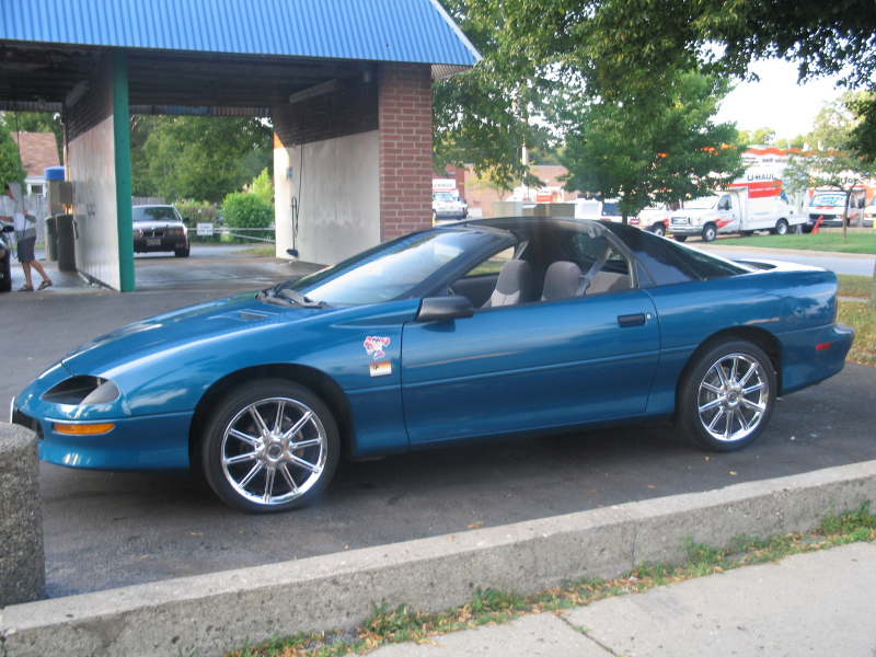 Picture of 1995 Chevrolet Camaro, exterior