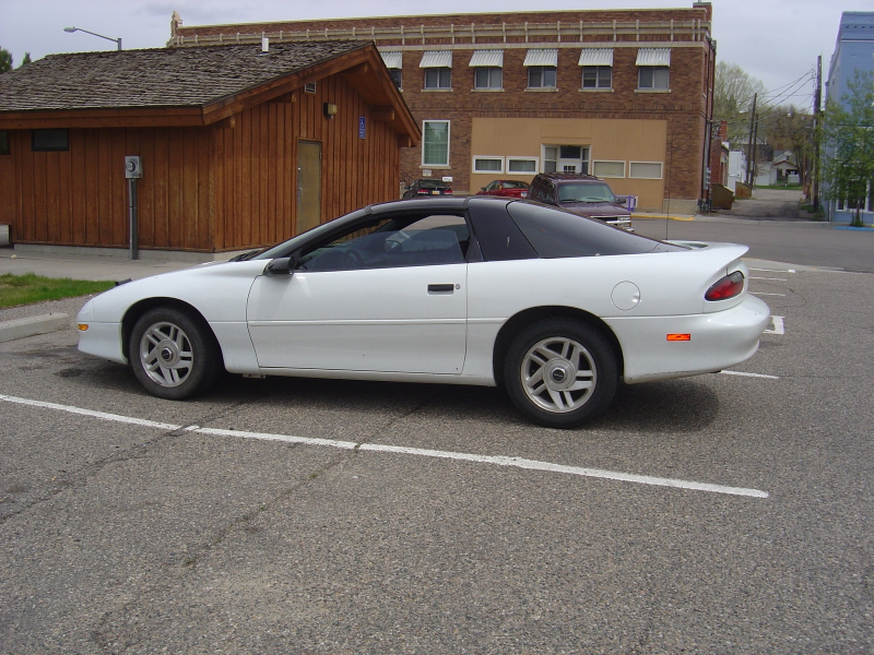 1994 Chevrolet Camaro Base, 1994 Chevrolet Camaro 2 Dr STD Hatchback ...