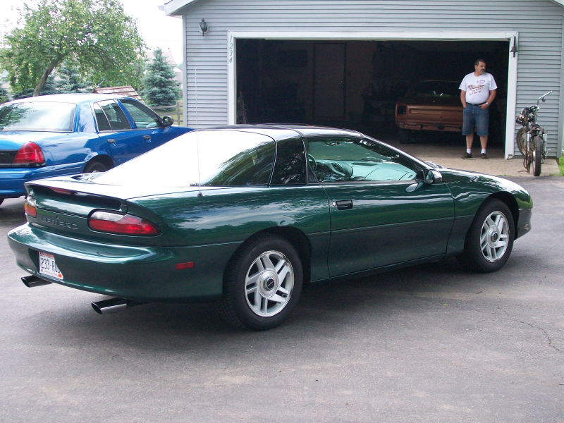 Picture of 1994 Chevrolet Camaro Base, exterior