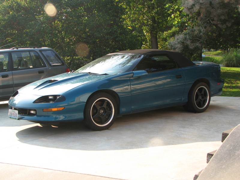 Picture of 1994 Chevrolet Camaro Z28 Convertible, exterior