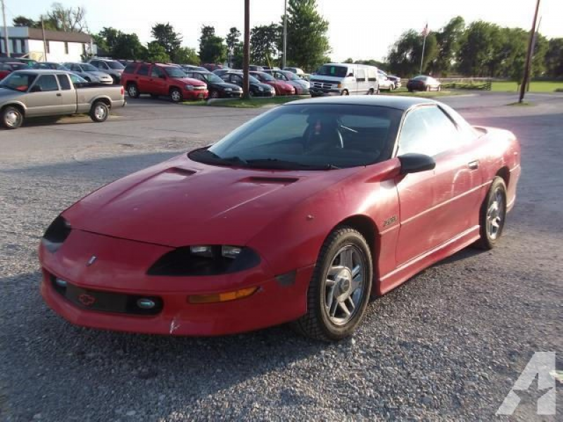 1993 Chevrolet Camaro Z28 for sale in Dayton, Indiana