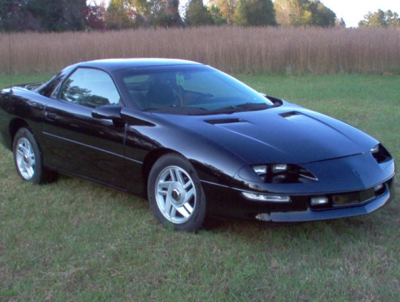 1993 Chevrolet Camaro Base, 1993 Chevrolet Camaro 2 Dr STD Hatchback ...