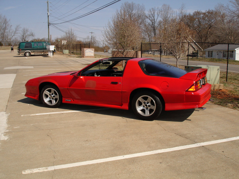 Picture of 1992 Chevrolet Camaro RS