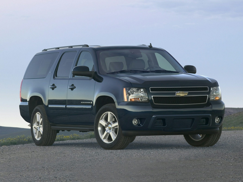 2013 Chevrolet Suburban 2500 Price, Photos, Reviews & Features