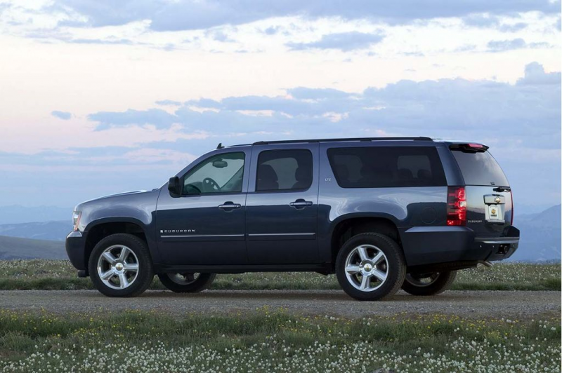 2007 Chevrolet Suburban - Photo Gallery