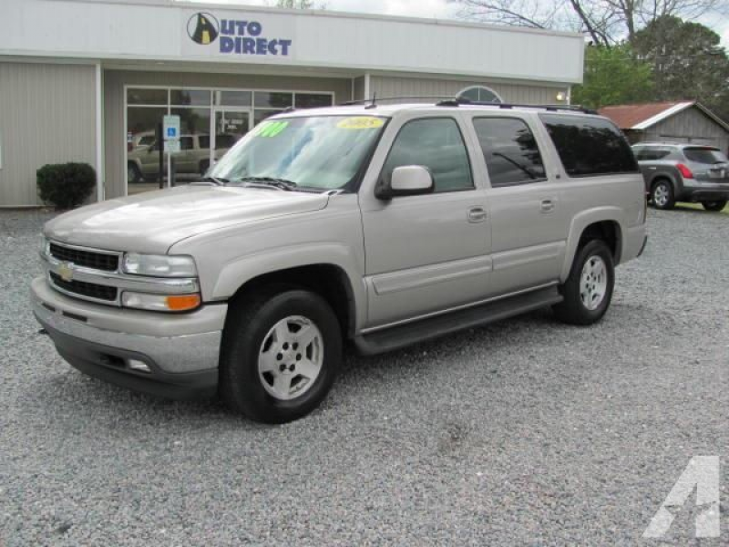 2005 Chevrolet Suburban for sale in Moyock, North Carolina