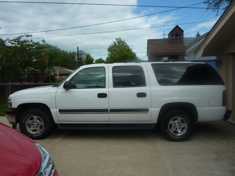 Picture of 2005 Chevrolet Suburban 1500 4WD, exterior
