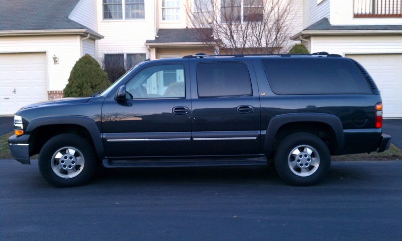 Picture of 2003 Chevrolet Suburban LT 1500 4WD, exterior