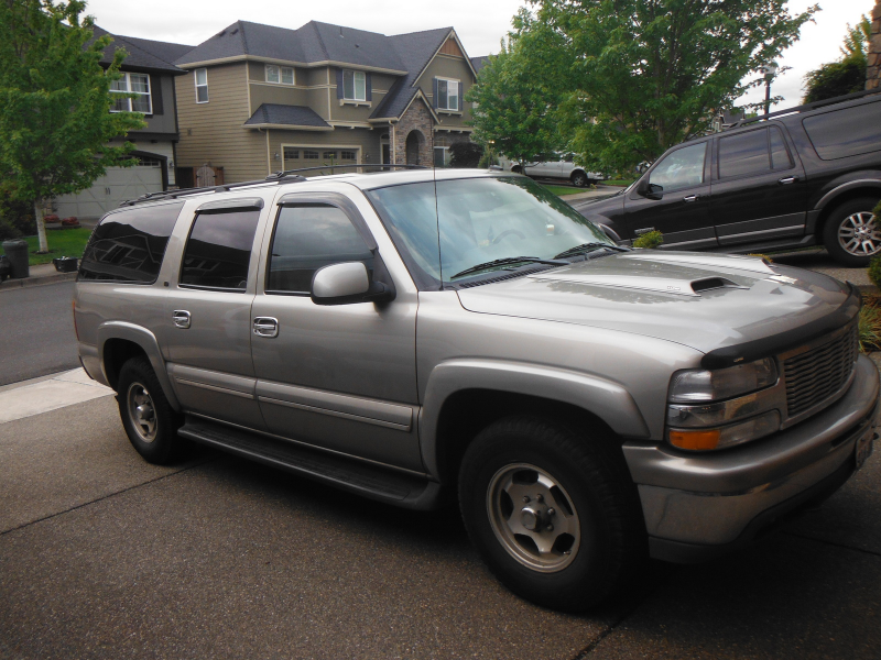 Picture of 2003 Chevrolet Suburban 1500 4WD, exterior