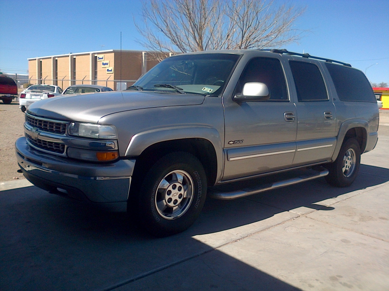 2000 Chevrolet Suburban LT 1500 4WD, Picture of 2000 Chevrolet ...