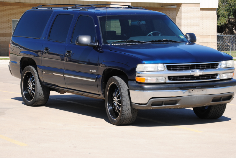 2000 Chevrolet Suburban 1500 4WD, Picture of 2000 Chevrolet Suburban 4 ...