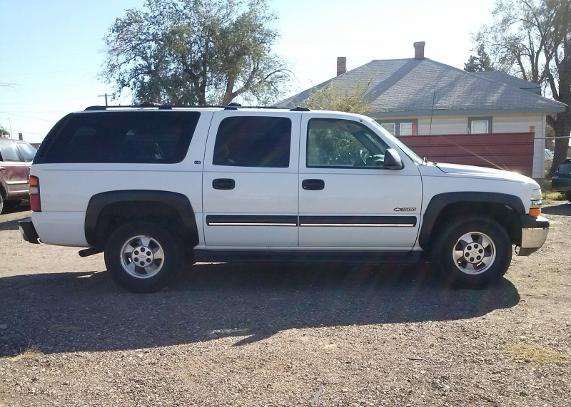 2000 Chevrolet Suburban LS 1500 4WD, Picture of 2000 Chevrolet ...