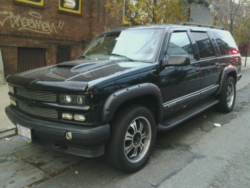 Picture of 1999 Chevrolet Suburban K1500 LT 4WD, exterior