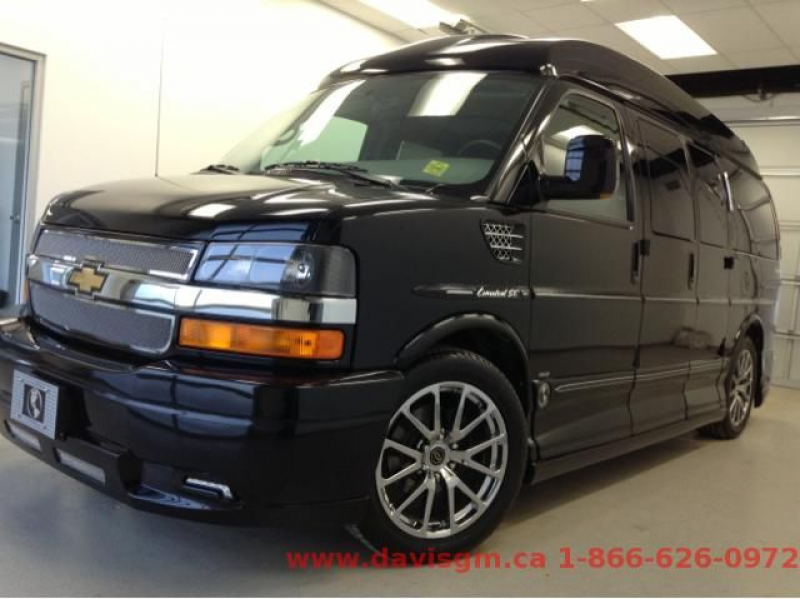 2013 Chevrolet Express 1500 - Lethbridge, Alberta Used Car For Sale