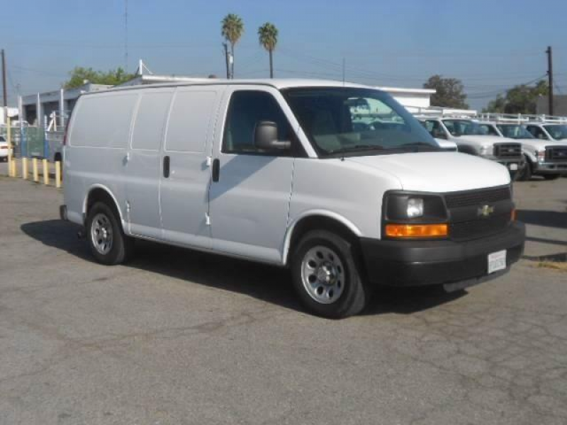 cars 2009 chevrolet express 1500