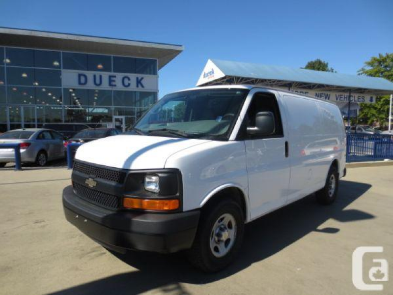 2007 Chevrolet Express 1500 1/2 Ton Cargo ===*LOW KM's, WON'T LAST ...